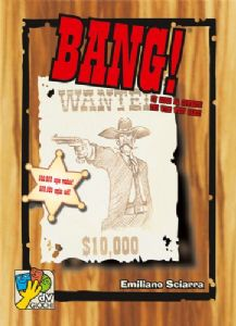 Bang! : Card Game (Fourth Edition)